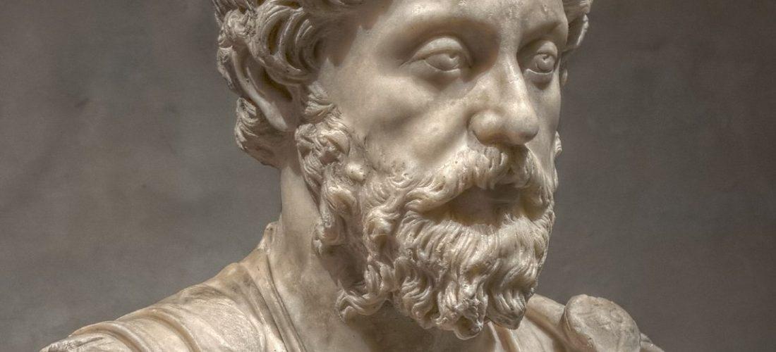 Marcus Aureleus statue