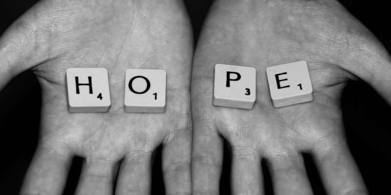 Where does hope come from, and what happens when it starts slipping away? A Detroit native shares her personal story of hope as it ebbs, flows, and evolves.